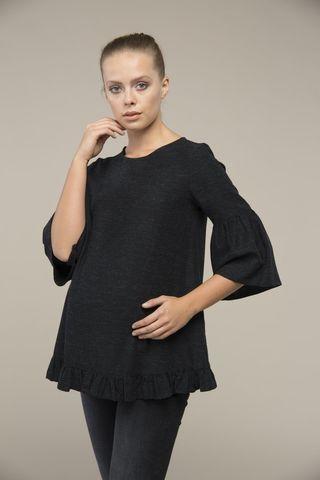 Блузка 08991 черный