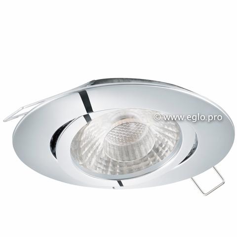 Светильник светодиодный встраиваемый пошагово диммируемый Eglo TEDO 1 95355