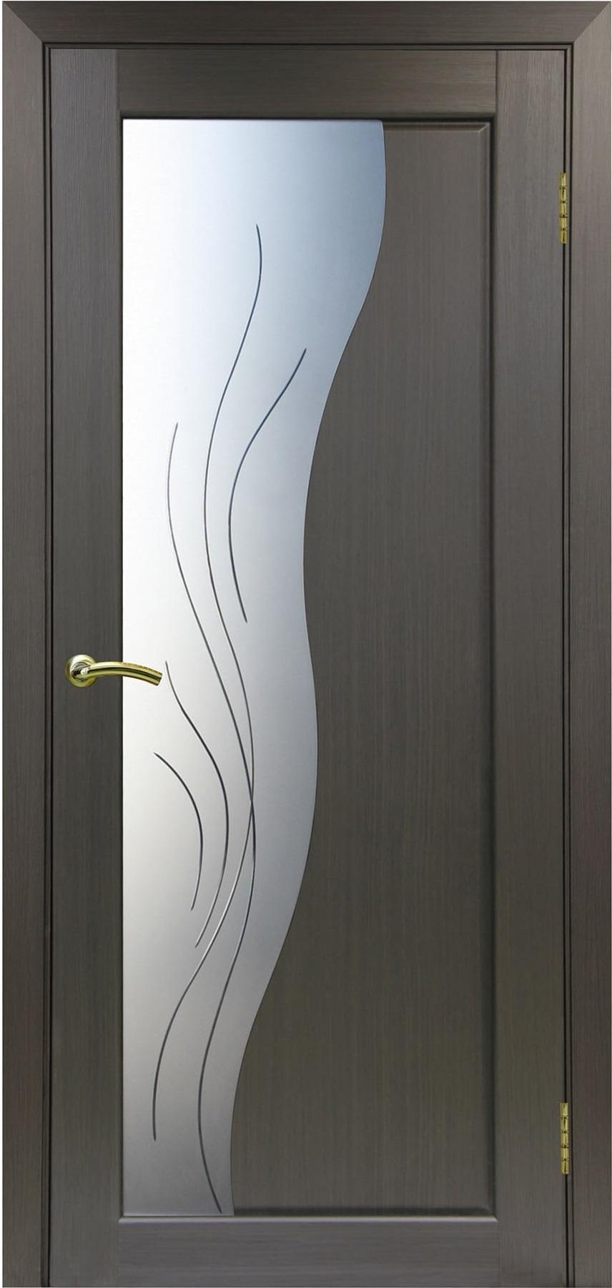 Сицилия 720 Венге FL ЭКО-шпон, Двери OPTIMA PORTE