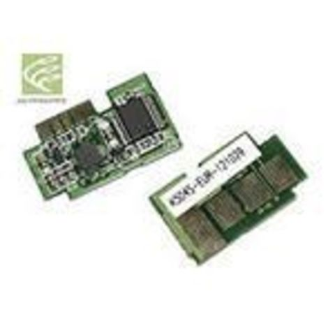 Чип Samsung CLT-Y504S желтый для принтеров Samsung CLP-415, 470, 475 CLX-4195. Ресурс 1800 копий
