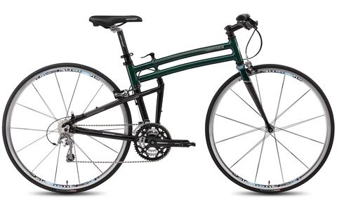 Montague Fit (2015)зеленый с черным