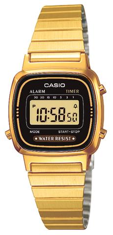 Купить Наручные часы Casio LA670WEGA-1E по доступной цене