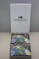Постельное белье 2 спальное евро Matteo Bosio 01-МВ