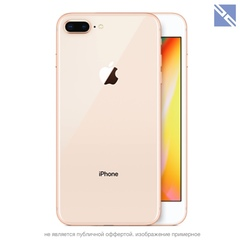 Смартфон Apple iPhone 8 Plus 256Гб Gold