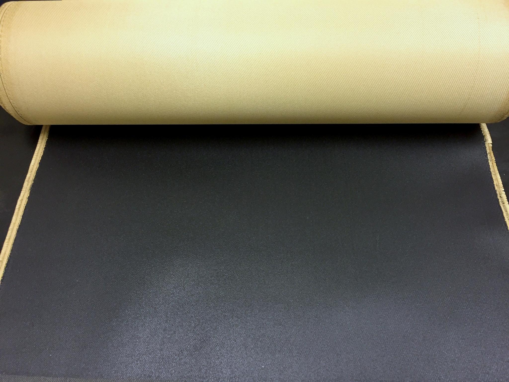 Кремнеземная ткань с силиконом (вермикулитом)
