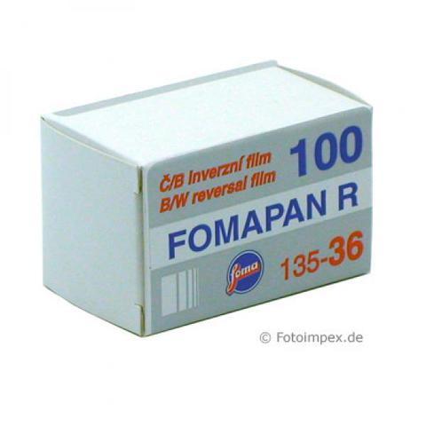 FOMA PAN 100 135-36