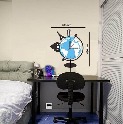 Светильник-часы 6*0,5W LEDs 5730smd с USB-проводом ( 5V адаптор в комплект не входит); 1*AA батарея ( в комплект не входит), NL72 (Feron)
