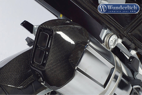 Насадка на глушитель BMW R1200GS/GSA карбон