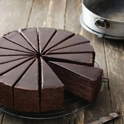 Торт Шоколадный Bindi  2,35кг, 16 порц.