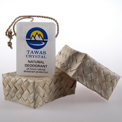 Кристалл свежести 125 гр МАКСИ на шнурке из пальмы Абака
