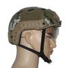 Визор для пластикового шлема