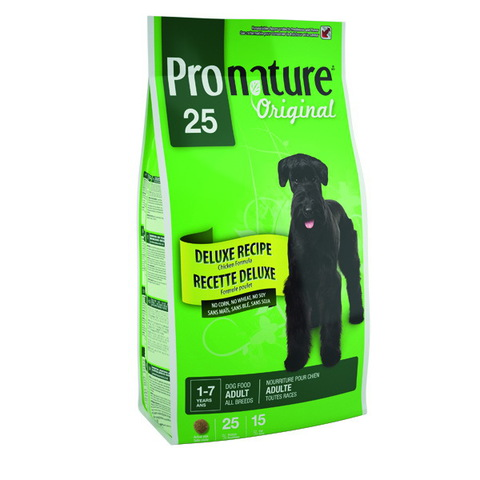 Pronature Original 25 Adult All Breeds Chicken (no corn, no wheat, no soy)