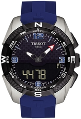 Наручные часы Tissot T-Touch Solar T091.420.47.057.02 Ice Hockey 2017