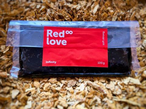Табак Infinity Red Love 100 г