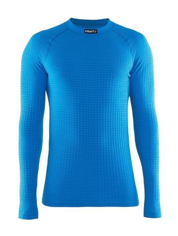 Термобелье Рубашка Craft Warm Wool Black blue