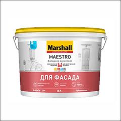 Краска в/э для фасада Marshall MAESTRO BW (Белый)