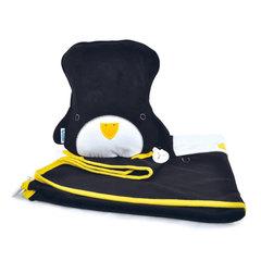 Пингвин Пиппин SnooziHedz: детский дорожный набор подушка и плед