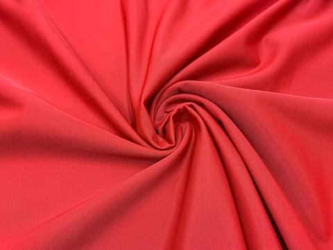 Ткань бельевая утягивающая, красная