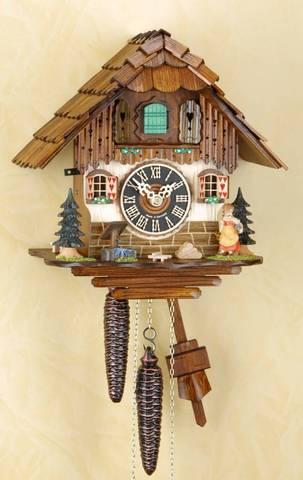 Часы настенные с кукушкой Trenkle 1509