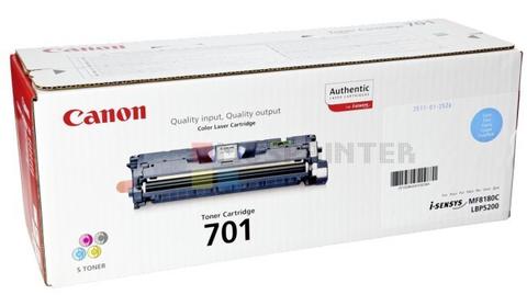 Cartridge 701C / 9286A003