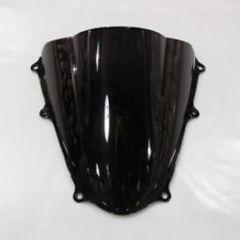 Ветровое стекло для мотоцикла Suzuki GSX-R1000 09-15 DoubleBubble Черное
