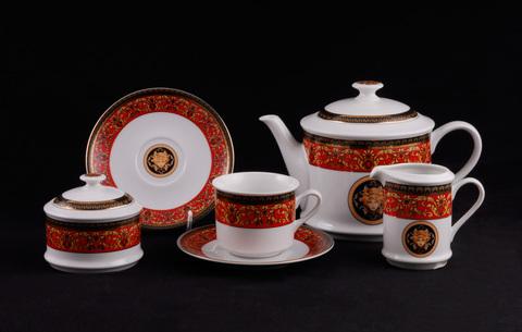 Сервиз чайный 15 предметов Сабина Leander