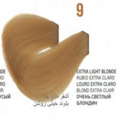 Перманентный краситель Crioxidil / натуральный ряд