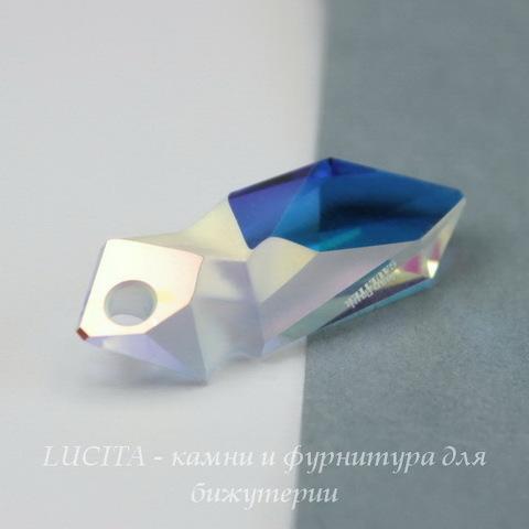 6912 Подвеска Сваровски Kaputt Crystal AB (28 мм)