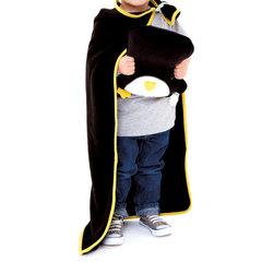 Подушка с Пледом Пингвин