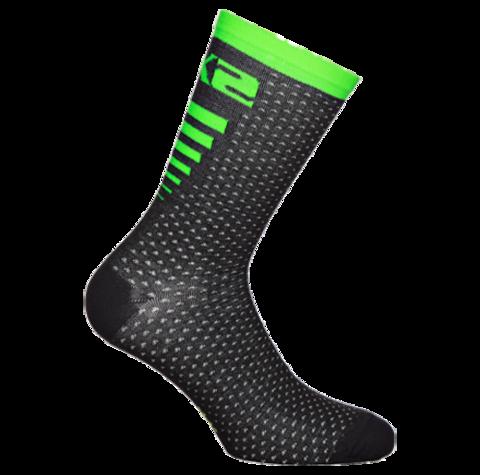 Sixs, Теплые термо-носки с мериносом ARROW, зеленый