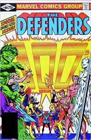 Essential: defenders vol. 5