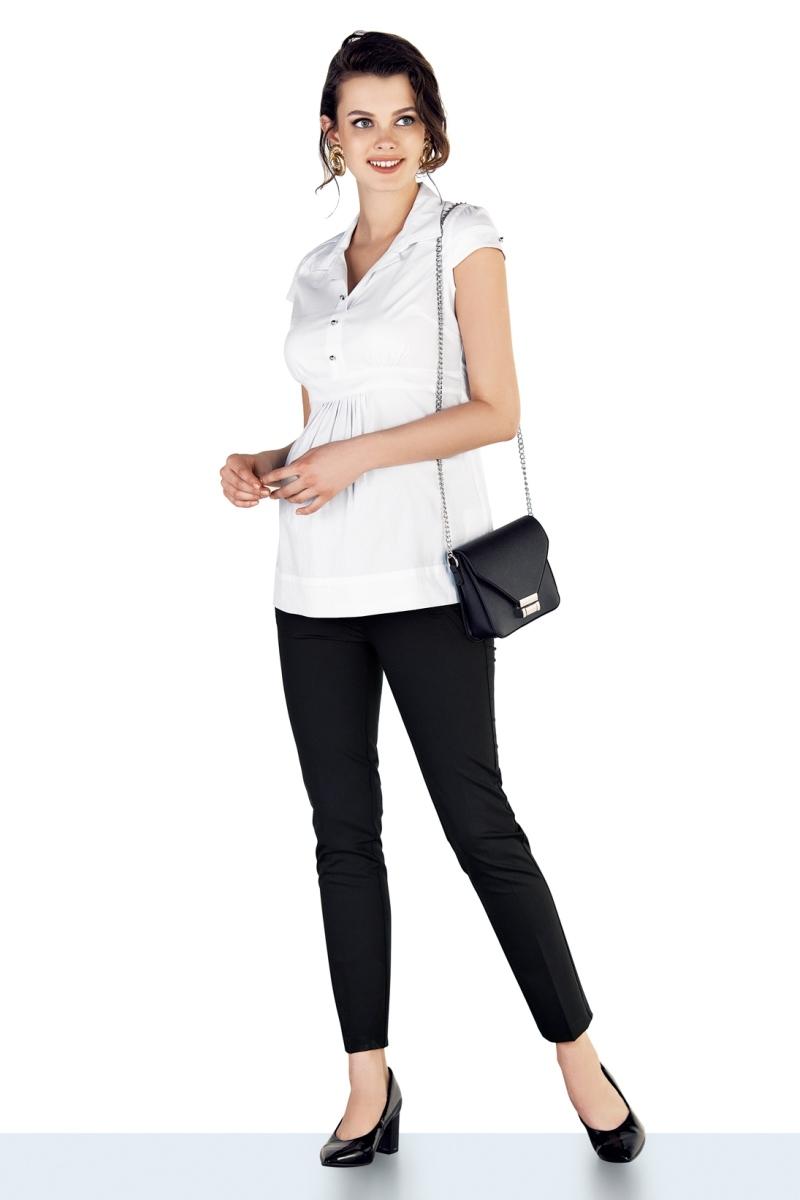 Блузка для беременных 01314 белый