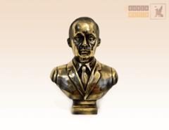 статуэтка бюст Владимир Путин