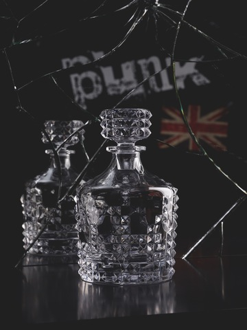 Punk Decanter