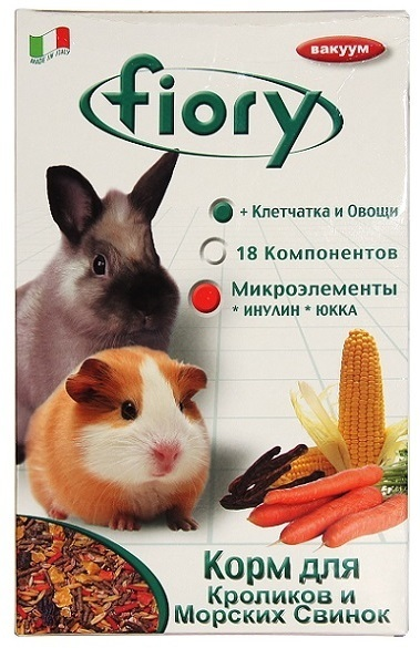 Грызуны и хорьки Корм для морских свинок и кроликов FIORY Conigli e cavie 05610d42-402d-11e0-fc94-001517e97967__1_.jpg