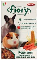 Корм для морских свинок и кроликов FIORY Conigli e cavie