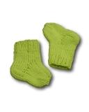 Носки - Зеленый. Одежда для кукол, пупсов и мягких игрушек.