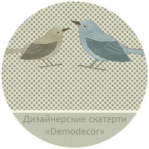 Скатерть «Blue bird-2»