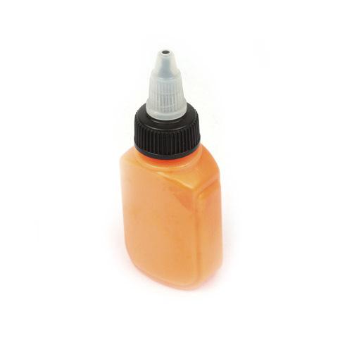 Краска  флюоресцентная Exmix Оранжевый 45 мл