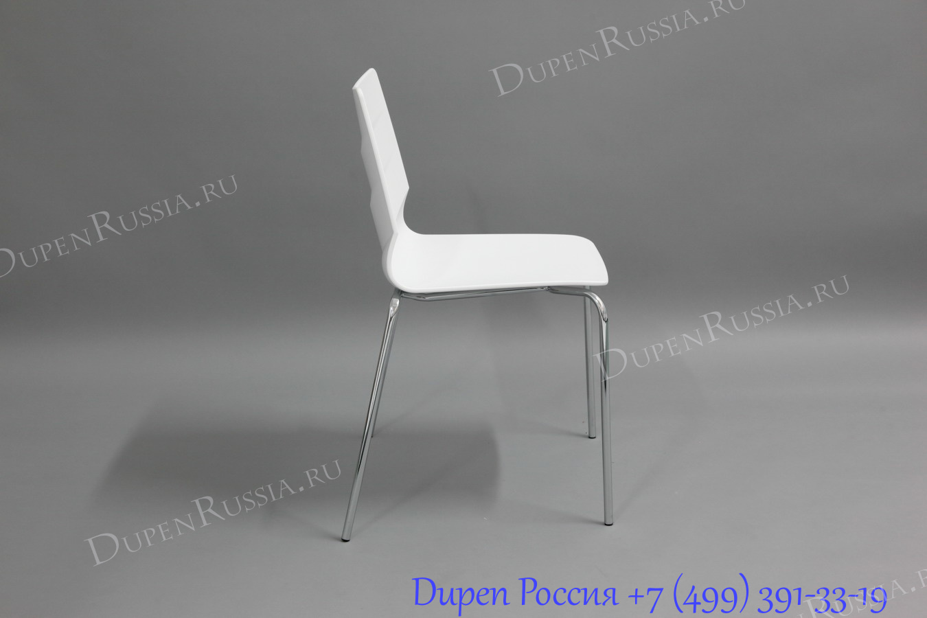 Стул LEAF-01 белый
