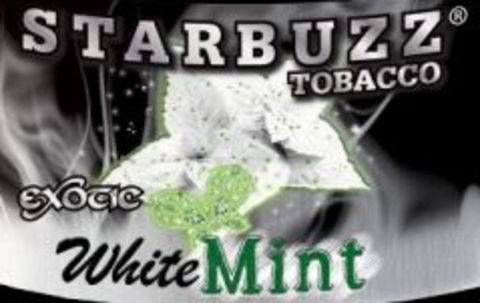 Starbuzz White Mint 50 грамм