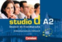 studio d A2 Teil 2/2 Vokabeltaschenbuch