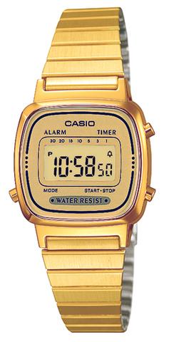 Купить Наручные часы Casio LA670WEGA-9E по доступной цене