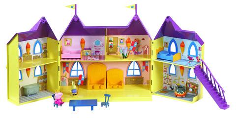 Игровой набор «Замок Пеппы», Peppa Pig