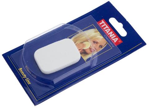 Губка макияжная 3,5х5 см