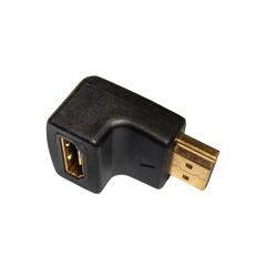 Inakustik Premium Compact HDMI angle 90 adapter Male <-> Female, 0090201002
