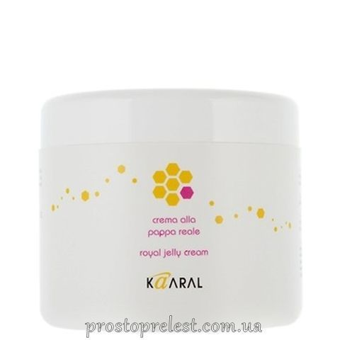 Kaaral Maxi Royal Jelly Cream - Маска с пчелиным маточным молочком