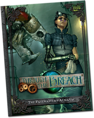 Through the Breach: Fatemaster's Almanac