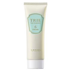 Lebel Trie Powdery Cream 6 - Крем матовый для укладки волос средней фиксации