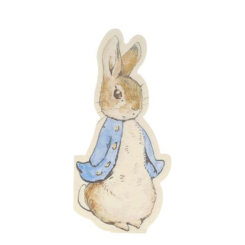 Салфетки в форме кролика